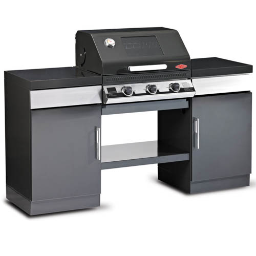 Гриль кухня BeefEater Discovery 1100E Outdoor Kitchen 3 горелки